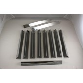 "15-7/8"" (11pc) Stainless Steel Flavorizer Bars"