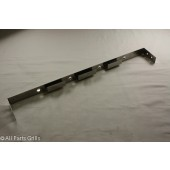"23-15/16"" Burner Rail with Crossover Tubes"
