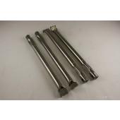 """16-13/16"""" x 1"""" Stainless Steel Tube Burner 4 Pack"""