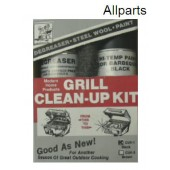 Grill Clean Up Kit