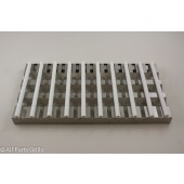 "18 5/8"" x 9-7/8"" DCS SS Heat Plate & Radiant Kit"