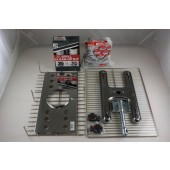 REBUILD KIT COMPLETE S/S -except post assy & valve