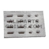 "7-1/16"" x 4-3/4"" Ceramic Brick Heat Plate"