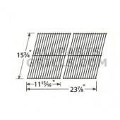 15-3/4 X 23-7/8 (2pc) porcelain steel grid set