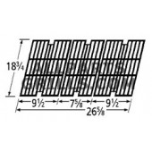 18-3/4 X 26-5/8 Cast Iron Cooking Grid 3 pc.