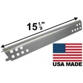 "15-1/8"" X 2-3/8"" Stainless Steel Heat Plate"