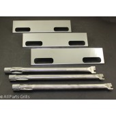 "18"" X 1"" Ducane (3pc) Burners & Heat Plates Repair Kit"