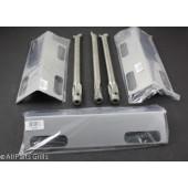 "18"" X 1"" Ducane (3pc) Burners & Stainless Steel Heat Plates Repair Kit"