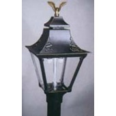 Black Cast Alum. Lamp (GG2A)-Order Post Seperately