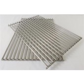 "18-1/2"" x 25-1/2"" (2pc) Stainless Steel Cooking Grids"