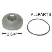 Plastic Impeller for Bearing Assembly