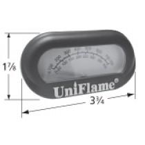 "3-3/4"" x 1-7/8"" Heat Indicator 00017"