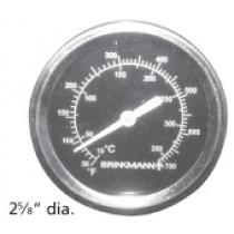 "2-5/8"" Heat Indicator"