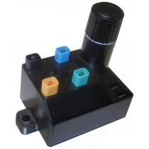 4 Outlet AA accepts remore switch Module 03373