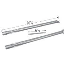 """20-5/8"""" X 6-1/8"""" Crossover Tube Stainless Steel Burner Set"""