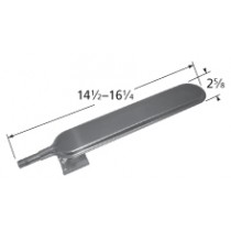 """15"""" x 2-5/8"""" Coleman Stainless Steel Paddle Burner"""