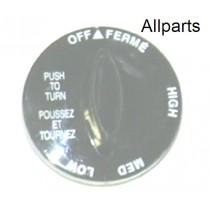 Ducane Control Knob 1204S  & 2004S