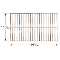 """41001 11-7/16"""" x 19-9/16"""" Chrome Coated Cooking Grid"""