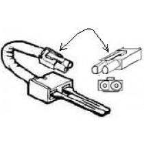 B144676P01 Trane Hot Surface Ignitor (41-410)  2pk