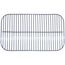 "14-7/16"" X 24-13/16"" Porcelain Steel Wire Cooking Grid"