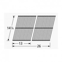 "14-1/4"" x 26"" Porc Steel Wire Cook Grid 54302"