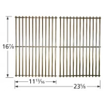 "16-7/8"" X 23-5/8"" Stainless Steel Wire Cooking Grid"
