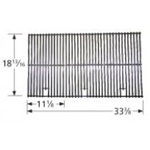 "18-13/16"" X 33-3/8"" Stainless Steel Clad Wire Cooking Grid"
