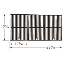 """17-1/16"""" X 33-3/16"""" Porcelain Coated Cast Iron Cooking Grid 66173"""