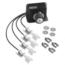 Weber 7629 Igniter Kit for Genesis 330 Model Gas Grills