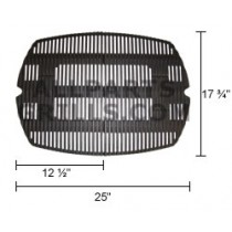 "17-3/4 x 25"" Weber cooking grids for Q300 & Q320"