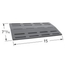 "15"" x 7-13/16"" Porcelain Steel Heat Plate"