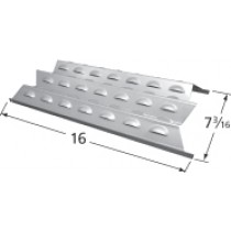 "16"" x 7-3/16"" Stainless Steel Heat Plate"
