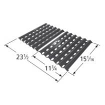 """15-1/16"""" X 23-1/2"""" Porcelain Steel Heat Plate set"""