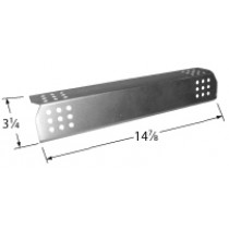 "14-7/8"" X 3-1/4"" Stainless Steel Heat Plate"