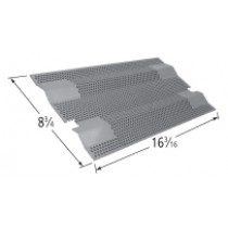"""16-3/16"""" x 8-3/4"""" Stainless Steel Heat Plate"""