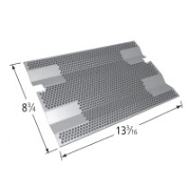 "13-3/16"" x 8-3/4"" Stainless Steel Heat Plate"