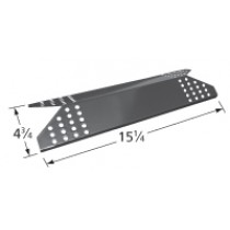 "15-1/4"" x 4-3/4"" Nexgrill Porc. Steel Heat Plate"
