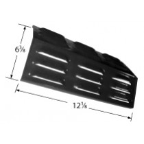 "12-1/8"" X 6-3/8"" Porcelain Coated Steel Heat Plate"