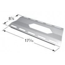 """17-5/16"""" x 8-1/4"""" Stainless Steel Heat Plate"""