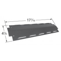 "17-7/16"" x 4-7/8"" Porcelain Steel Heat Plate"