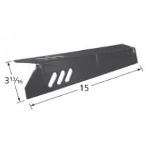 """15"""" x 3-13/16"""" Porcelain Steel Heat Plate"""