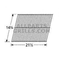 "14-3/4"" X 21-1/2"" Steel Wire Briquet Rock Grate"