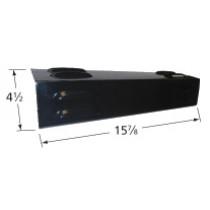 "15-7/8"" X 4-1/2"" Porcelain Coated Steel Heat Plate"