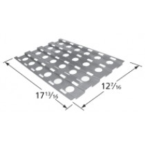 "17-13/16 x 12-7/16"" Stainless Steel Heat Plate"