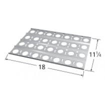 "18"" x 11-1/4"" Stainless Steel Heat Plate"