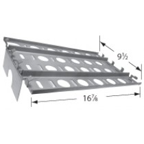 """16-7/8"""" x 9-1/2"""" Stainless Steel Heat Plate"""