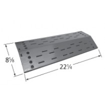 "22-1/4"" x 8-5/8"" Porcelain Steel Heat Plate"