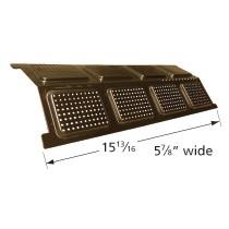 "15-13/16"" X 5-7/8"" Porcelain Coated Steel Heat Plate"