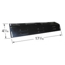 "17-3/16"" X 4-7/16"" Porcelain Coated Heat Plate"