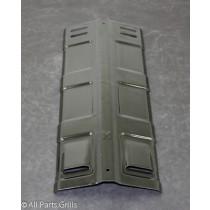 "16"" X 5-13/16"" Porcelain Coated Steel Heat Plate"